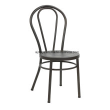 Cadeira de Metal de fezes de ferro redondo de cadeira