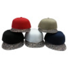 Snapback Caps with Special Top Peak SD1507