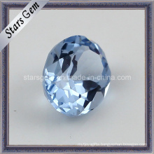 Beautiful Blue 108# Spinel Synthetic Diamond