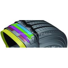 Preto do carbono da matéria prima para a borracha da pintura do pneu