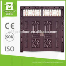Популярная солнечная имитационная дверь с верхним окном