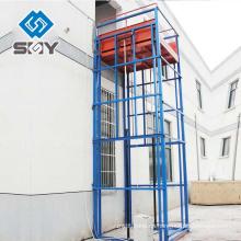 Más conveniente usar el coche hidráulico / plataforma de elevación material para la venta