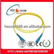 Cable de conexión de fibra óptica (SC-SC-Simplex)
