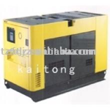 super-quiet diesel generator