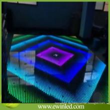 Interaktive Tanzfläche mit Sound Control