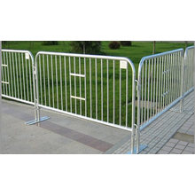 PVC-beschichteter temporärer Zaun (für den Straßenbau)