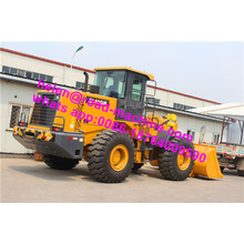 5 Ton CVZL50GN Wheel Loader With Rock Bucket