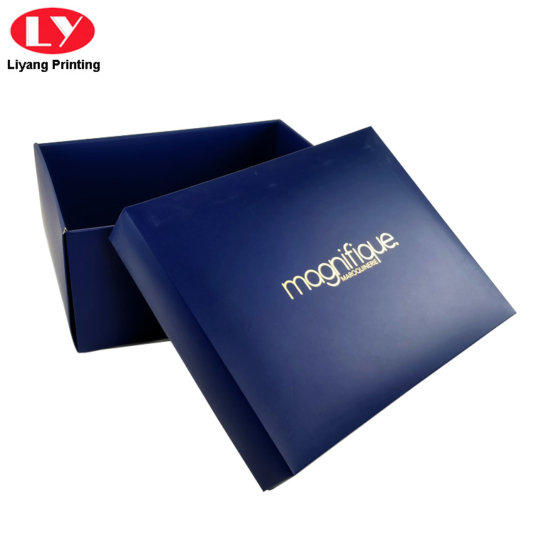Box Packages For Handbags