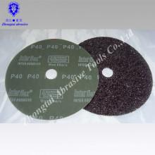 Roue abrasive de disque de fibre de carbure de silicium de Interflex de 180mm 7inch