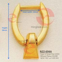 Ring Buckle for Shoulder Strap of Bag / Handbag (N22-694A)