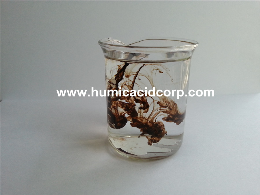 Natural Mineral Fertilizer Fulvic Acid