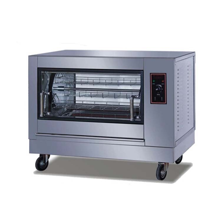 Rotisserie Chicken Equipment -1