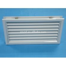 Aluminium-Rückluft-Gitter für Türen