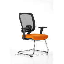 Mobilier de bureau Chaise visiteur de salle de réunion métallique (HF-ZM008E)