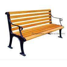 Eco Customized Waterproof Wood Plasitc Composite Bench WPC Garden Bench WPC Plastic Bench