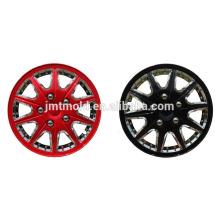 Molde grande modificado para requisitos particulares de la cubierta de la rueda del molde de la suspensión del diseño profesional