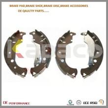Kapaco Bremsbackensatz für FIAT OE 7083041