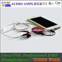 high quality mini amplifier headphone amplifier rechargeable battery amplifier