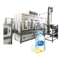 3L 5L Big Bottle Filling Capping Packaging Machinery