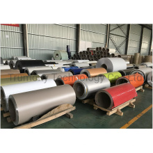 China Factory Customized Colorful Aolly 1100 3003 Aluminum Aluminium Coil Used for ACP