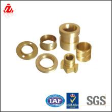 High quality cnc brass lathe turning machine mechanical parts