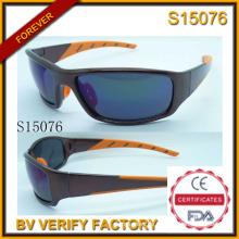 Mode 2015 neue Sport-Sonnenbrille mit kostenlose Probe (S15076)