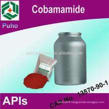 supply Cobamamide (adenosylcobalamin) powder /13870-90-1