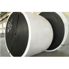 Flat Polyester Rubber Conveyor Belting for Mining Plant and Chemical Plant