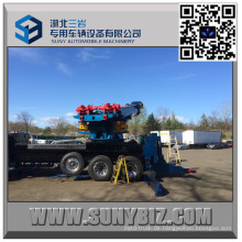 Heavy Duty 50 Tonnen Schiebe-Rotator Road Wrecker Oberkörper