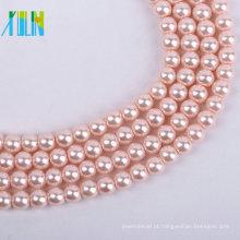 Alta Qualidade 2-3 MM Natural Shell Falso Pérolas Soltas Pérolas do Mar Contas de Pérolas Beads