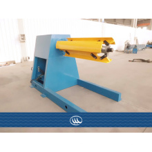 5ton steel sheet metal uncoiler