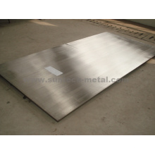 Conteneurs chimiques de Monel400 + 516 Gr60 vêtu plaque métallique