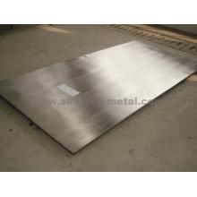 Recipiente químico de Monel400 + 516 Gr60 folheados ou placa de Metal