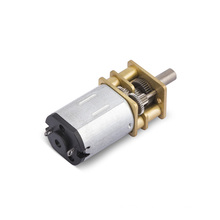 good sale metal brush Permanent Magnet low rpm dc motor 5v mini worm gear motor