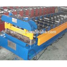 Rollo de panel de pared de acero coloreado que forma la máquina