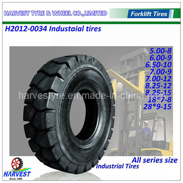 All Series Forklift Tyres