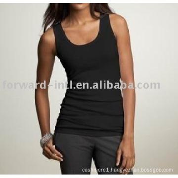 Girls Fashion Cashmere/Silk Blended Vest