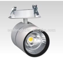 High lumen clothing store led track light with 3 years warranty