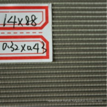 Stainless Steel 304 Dutch Wire Mesh