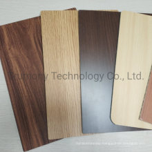 Wood Stone Color Aluminium Frame Sliding Folding Building Wall Decoration Panels for Partition Soundproof Movable
