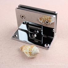 Popular brass shower glass door pivot hinge for shower room