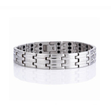 Japan Health Titanium Germanium Band Power Bracelet, Balance Energy Bank Infrared Ion Magnet X Power Bracelet