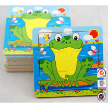 Jigsaw paper puzzle toy for Children
