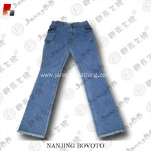 100% cotton jeans wholesale kids jeans