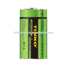 Zinc Chloride Battery R14 with low price