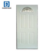 Стальная декоративная подсолнух из легких металлов, плиты двери