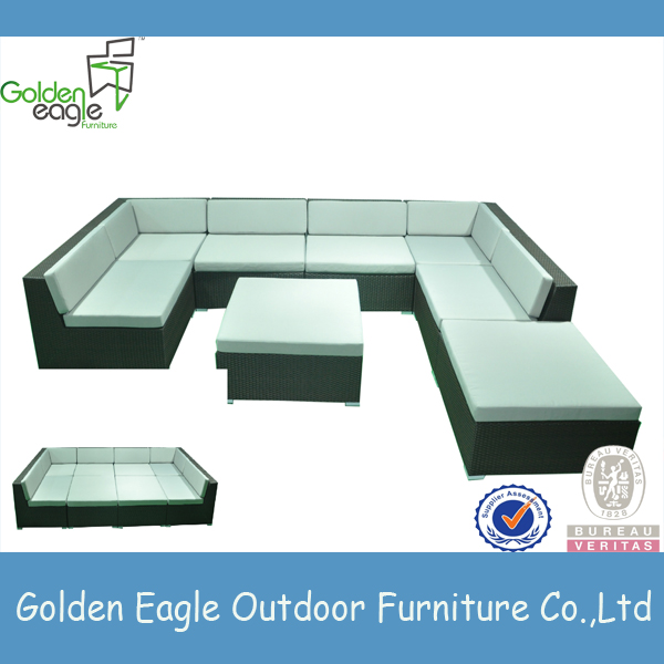 garden rattan led outdoor furniture