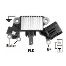Voltage Regulator voor Nissan LR170-757B,LR1100-708,LR190-732C,234612,IH738,L190G7340,23215-5V100,LR190-752,VR-H2000-44
