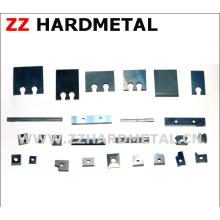 6% Cobalt Ultrafine Grain Tungsten Carbide Woodworking Cutter Planer Reversible Knife