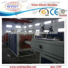 Máquina de la protuberancia del tubo de PE PP PP-R, cadena de producción con el certificado del CE